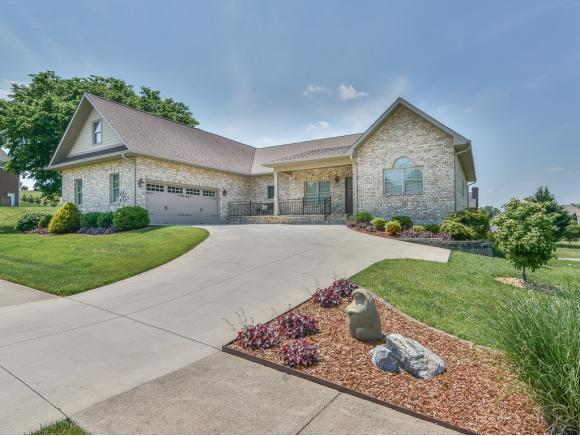 413 Oliver Approach, Johnson City, TN 37601 (MLS #403265) :: Highlands Realty, Inc.