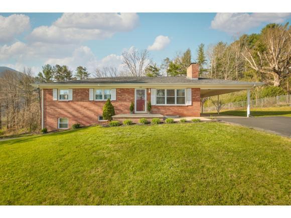 208 Mountain View Circle, Hampton, TN 37658 (MLS #403629) :: Highlands Realty, Inc.