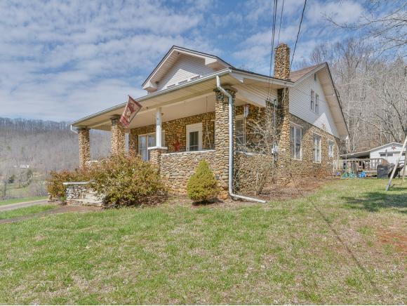 1501 Jonesborough Rd, Erwin, TN 37650 (MLS #403799) :: Highlands Realty, Inc.