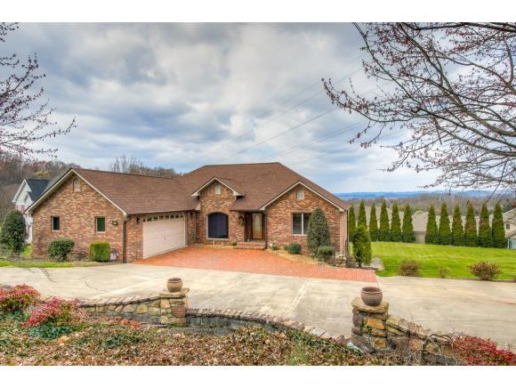 3936 Thornton Dr, Kingsport, TN 37664 (MLS #404205) :: Highlands Realty, Inc.