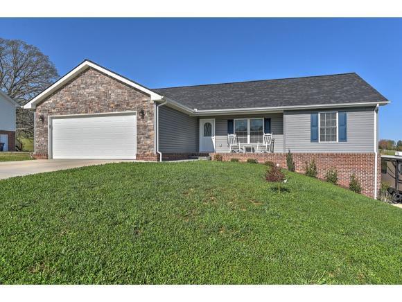 120 Fox Ridge Road, Mount Carmel, TN 37645 (MLS #405199) :: Griffin Home Group