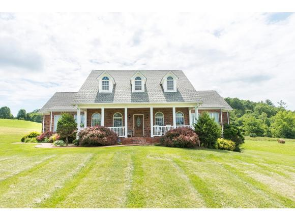 16996 Old Jonesboro, Bristol, VA 24201 (MLS #405342) :: Conservus Real Estate Group