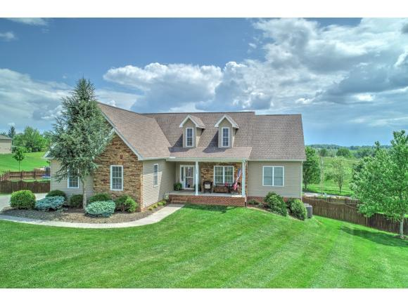 149 Bend Ct., Gray, TN 37615 (MLS #406330) :: Highlands Realty, Inc.