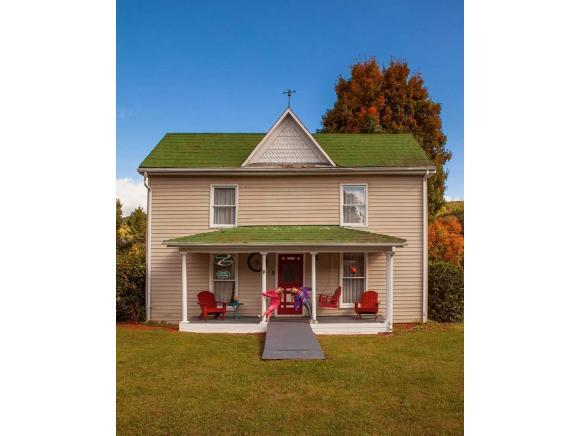 219 E. Creepers Way #0, Damascus, VA 24236 (MLS #406946) :: Griffin Home Group