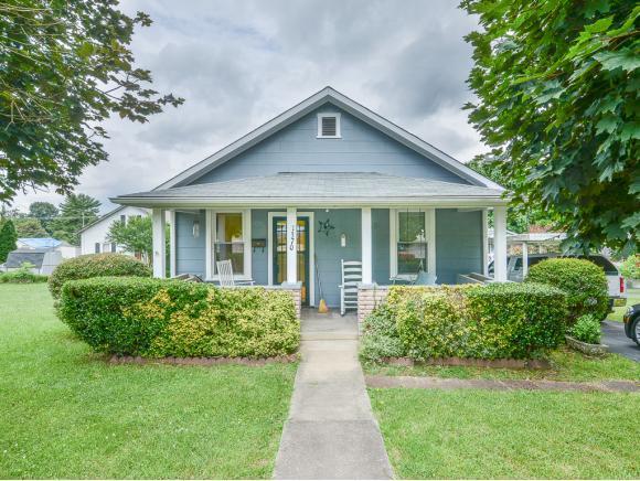 1370 Farragut, Kingsport, TN 37664 (MLS #408007) :: Highlands Realty, Inc.