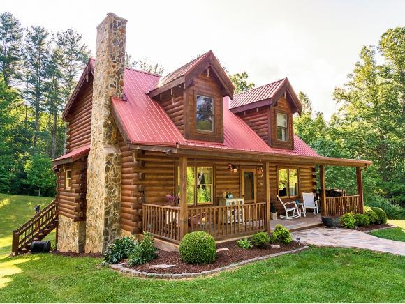 150 Price Rd, Erwin, TN 37650 (MLS #408450) :: Griffin Home Group