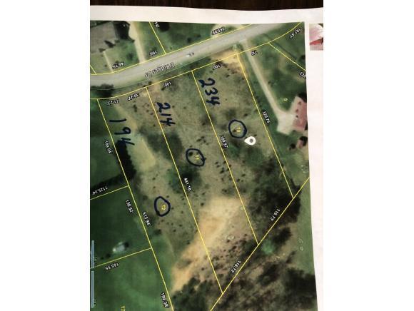 214 E Ridges Dr.Lot 11, Chuckey, TN 37641 (MLS #409299) :: Highlands Realty, Inc.