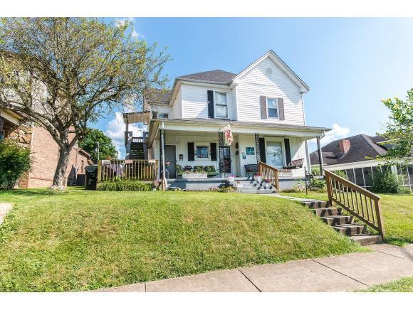 1012 Fairmount, Bristol, VA 24201 (MLS #409499) :: Conservus Real Estate Group