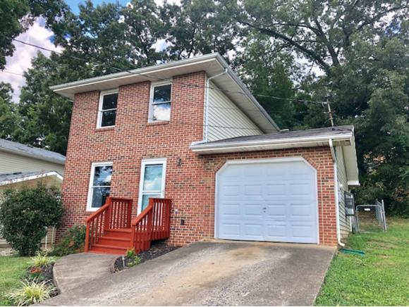 157 Mullins Street, Kingsport, TN 37665 (MLS #409849) :: Griffin Home Group