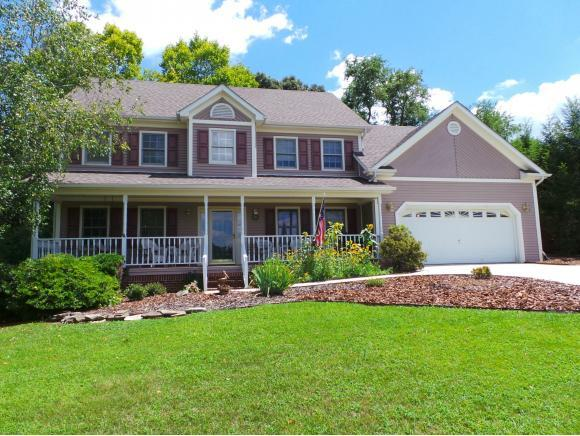 212 Fox Chase Drive, Kingsport, TN 37664 (MLS #409880) :: Griffin Home Group