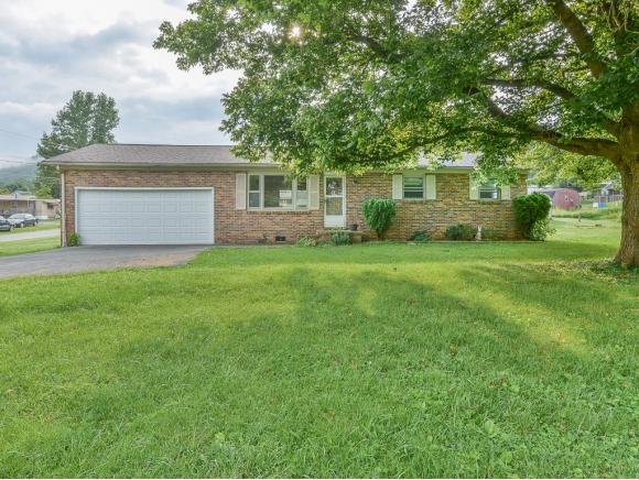 110 Masters Street, Erwin, TN 37650 (MLS #411384) :: Griffin Home Group