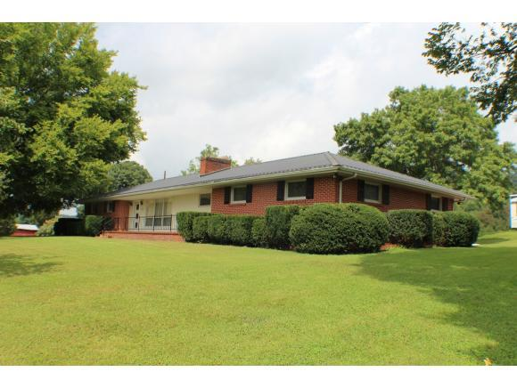 5515 Carters Valley Rd., Church Hill, TN 37642 (MLS #411410) :: Highlands Realty, Inc.