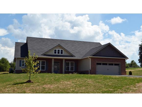 1132 Peaceful Dr, Jonesborough, TN 37659 (MLS #412065) :: Highlands Realty, Inc.