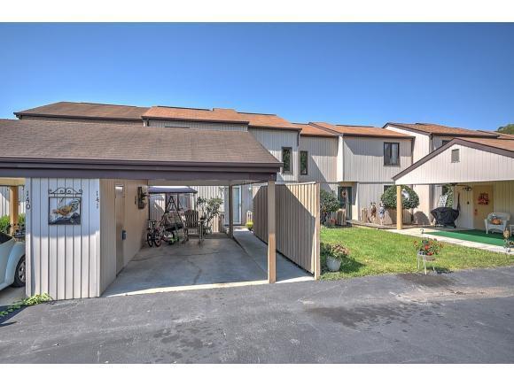 141 Pebble Dr #41, Bristol, VA 24201 (MLS #412215) :: Griffin Home Group