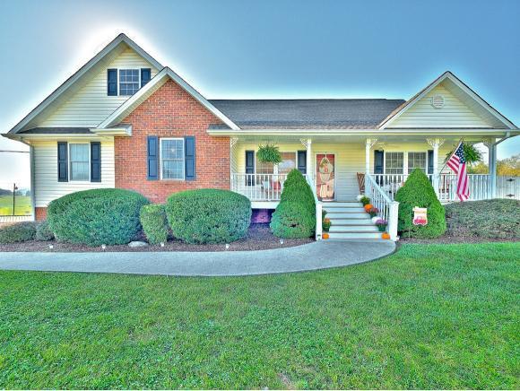 444 Alfalfa Lane, Jonesborough, TN 37659 (MLS #412843) :: Griffin Home Group