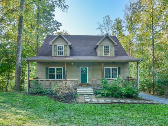 418 Wagon Wheel, Kingsport, TN 37663 (MLS #413161) :: Conservus Real Estate Group