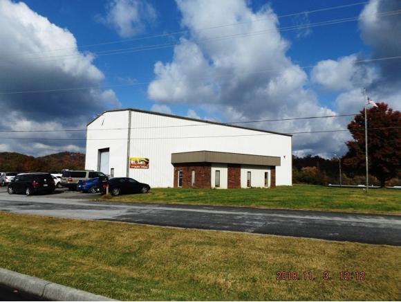 300 Cherokee Indstral Drive #1, Elizabethton, TN 37643 (MLS #414478) :: Conservus Real Estate Group