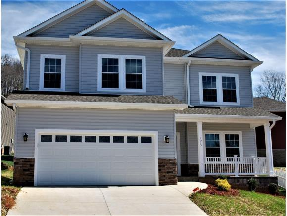 1515 Polo Fields Place, Kingsport, TN 37663 (MLS #414743) :: The Baxter-Milhorn Group