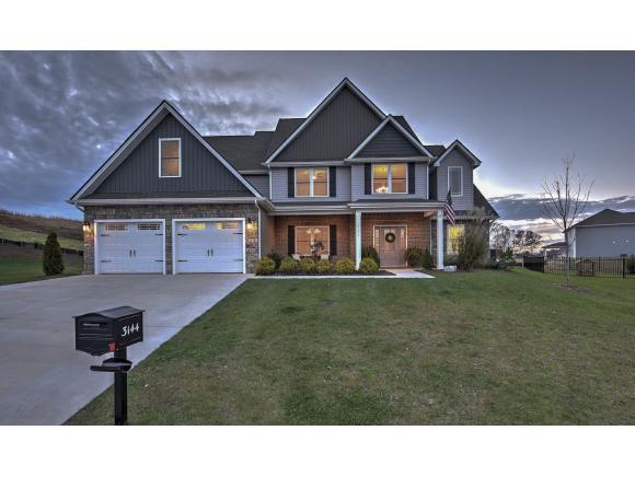 3144 London Road, Kingsport, TN 37664 (MLS #414811) :: Griffin Home Group