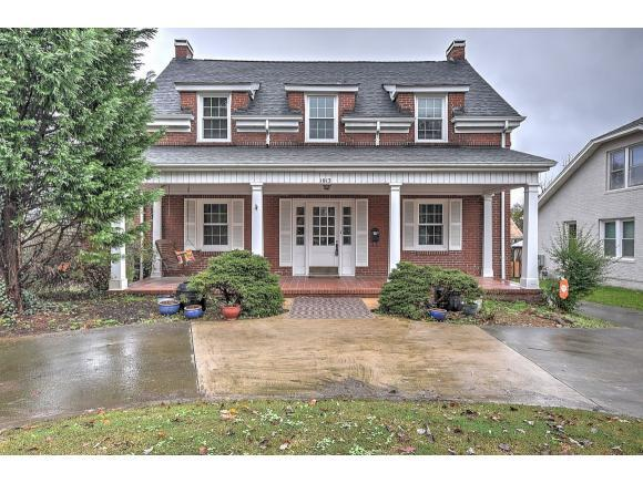 1013 Watauga Street, Kingsport, TN 37660 (MLS #414869) :: Conservus Real Estate Group