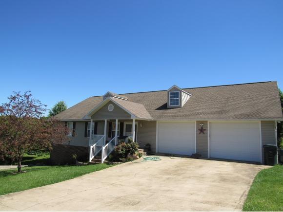 207 Wellington Drive, Greeneville, TN 37745 (MLS #415042) :: Bridge Pointe Real Estate