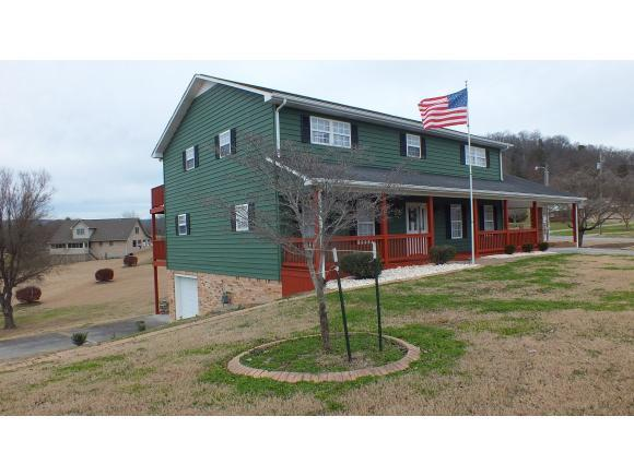 118 W Lake Dr, Rogersville, TN 37857 (MLS #415988) :: Griffin Home Group