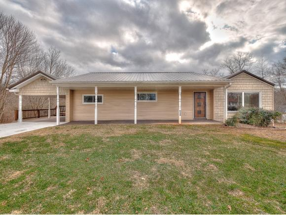 628 Rock Springs Dr, Kingsport, TN 37664 (MLS #416645) :: Griffin Home Group