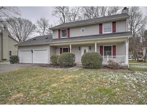 1205 Plantation Drive, Johnson City, TN 37604 (MLS #417218) :: Conservus Real Estate Group
