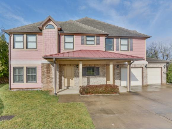 168 Westshore Pointe 1E, Johnson City, TN 37601 (MLS #417460) :: Conservus Real Estate Group