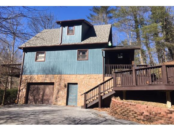 373 Underwood Springs Branch Road, Bluff City, TN 37618 (MLS #417633) :: Griffin Home Group