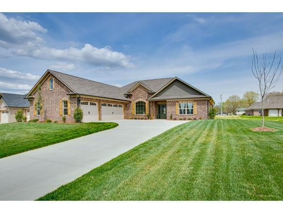 5082 Hester Court, Piney Flats, TN 37686 (MLS #417720) :: Highlands Realty, Inc.