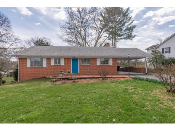 190 Crestview Drive, Abingdon, VA 24210 (MLS #418744) :: Highlands Realty, Inc.