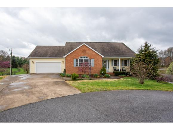 15073 Denham Drive, Abingdon, VA 24210 (MLS #419798) :: Highlands Realty, Inc.
