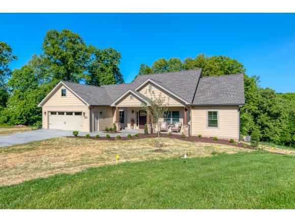 217 Oak View Circle, Bristol, TN 37620 (MLS #419854) :: Bridge Pointe Real Estate