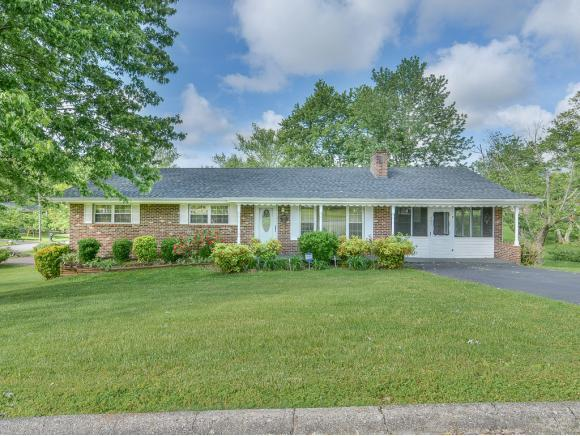 101 Garden Circle, Greeneville, TN 37745 (MLS #420875) :: Highlands Realty, Inc.