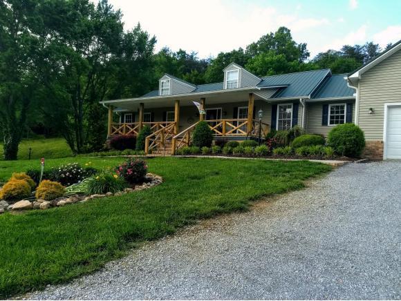 3290 Kelley Gap Rd, Greeneville, TN 37743 (MLS #421816) :: Highlands Realty, Inc.