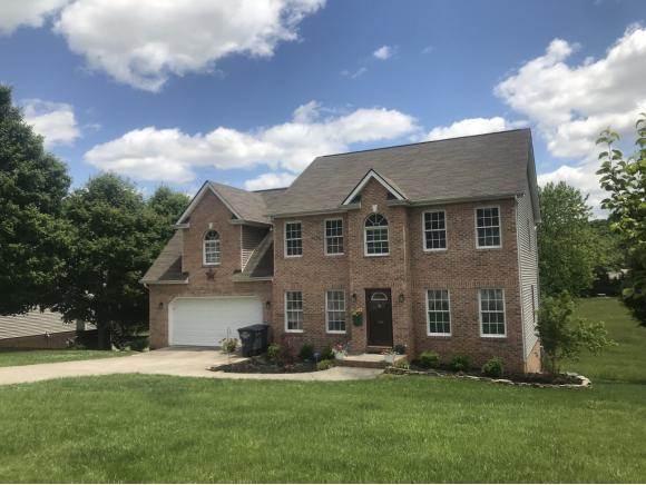 3913 Lake Valley Ct, Kingsport, TN 37664 (MLS #421925) :: Highlands Realty, Inc.