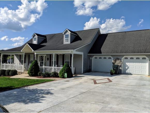 105 Maple Crest, Greeneville, TN 37743 (MLS #421985) :: Bridge Pointe Real Estate
