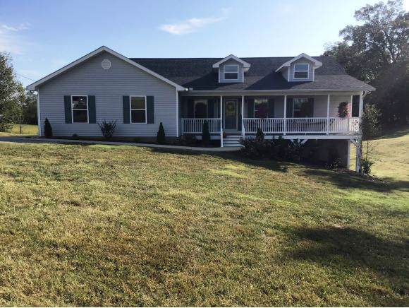 1575 Old Shiloh Rd., Greeneville, TN 37745 (MLS #422117) :: Highlands Realty, Inc.