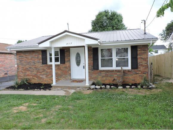 317 Roosevelt St, Johnson City, TN 37601 (MLS #422206) :: Bridge Pointe Real Estate