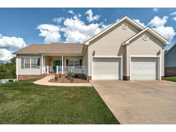 445 Wyndham Drive, Gray, TN 37615 (MLS #422644) :: Bridge Pointe Real Estate