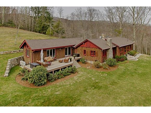 126 Paul Smith Lane, Roan Mountain, TN 37687 (MLS #422814) :: Highlands Realty, Inc.