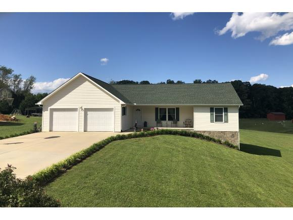 71 S T Wilhoit Dr, Greeneville, TN 37743 (MLS #423044) :: Bridge Pointe Real Estate
