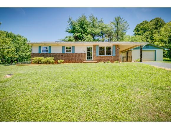 1509 Sun Valley Rd, Johnson City, TN 37604 (MLS #423066) :: Bridge Pointe Real Estate