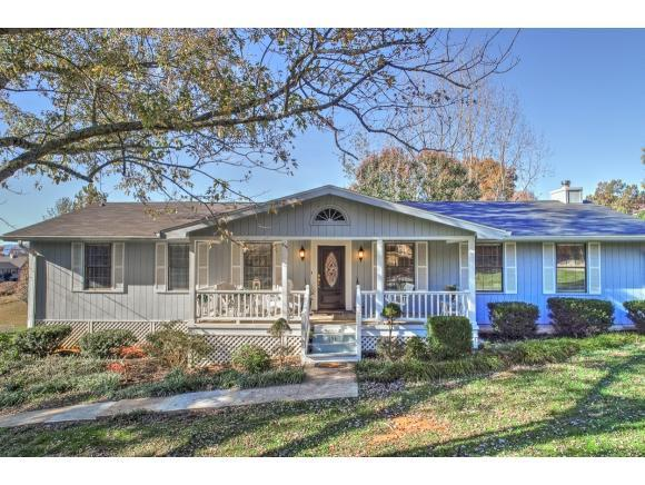 504 Whisperwood Dr, Greeneville, TN 37745 (MLS #423384) :: Highlands Realty, Inc.