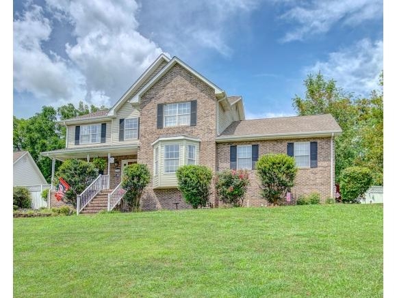 700 Glen Oaks Place, Johnson City, TN 37615 (MLS #424053) :: The Baxter-Milhorn Group
