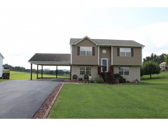 344 Andy Cole Rd, Bluff City, TN 37618 (MLS #424407) :: Bridge Pointe Real Estate