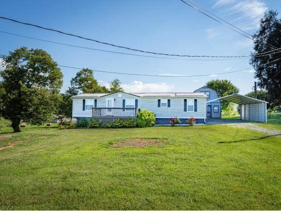 257 Morrell Town Rd, Bristol, TN 37620 (MLS #424719) :: The Baxter-Milhorn Group