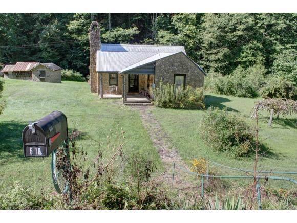 674 Owl Hollow Rd., Shady Valley, TN 37688 (MLS #427499) :: The Baxter-Milhorn Group