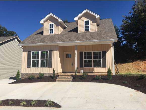 242 Ridge Pointe Dr, Johnson City, TN 37601 (MLS #428699) :: Bridge Pointe Real Estate